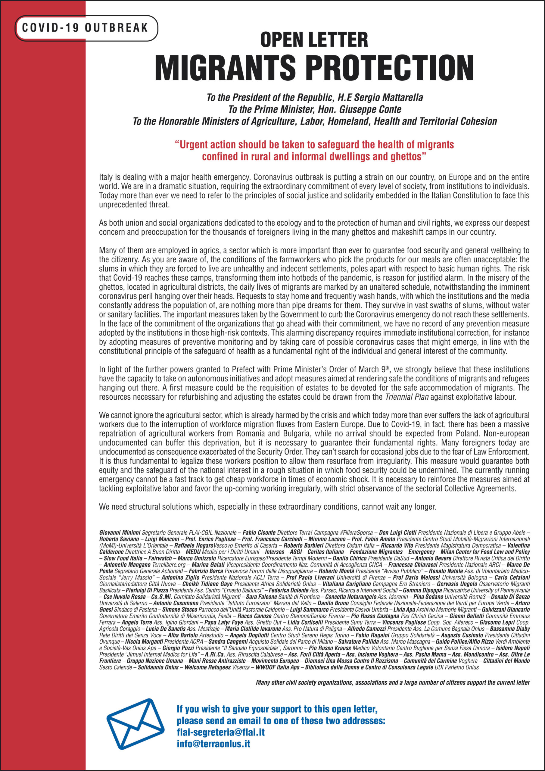 Mercato Del Lavoro Previdenza Salute E Sicurezza Sul Lavoro Flai Cgil